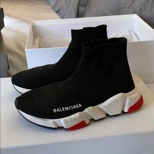 USED Balenciaga speed sneakers